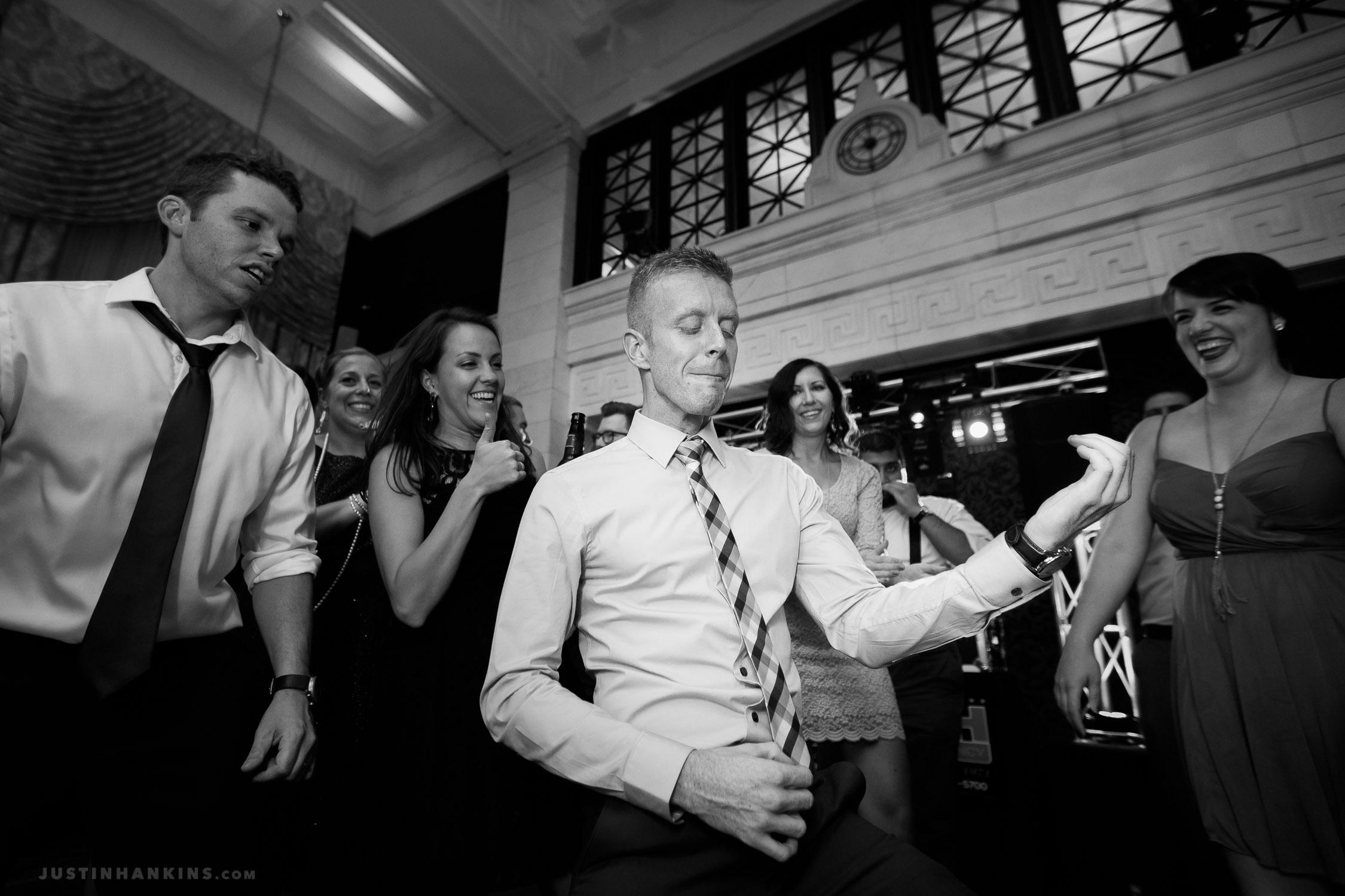 Ballroom At Mckay Tower Grand Rapids Mi Wedding