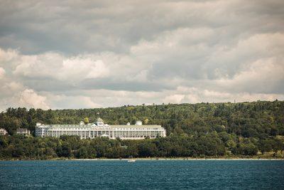 Inn at Stonecliffe Mackinac Island Michigan Photographer