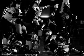 Dominion Derby Girls by Justin Hankins